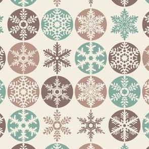 Snowflakes - Christmas Cookie Colours