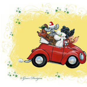 Oodles of Poodles Christmas