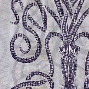 Batik kraken
