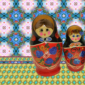 Russian dollies