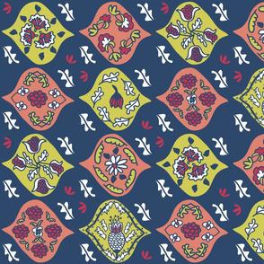 "Matisse ""Magic Carpet"" Textile (Nasher)"