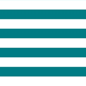 stripes lg dark teal
