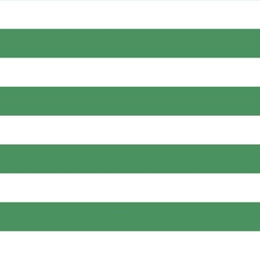 stripes lg kelly green