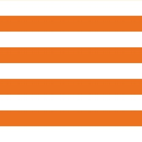 stripes lg orange