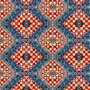 Victoria's quilt.