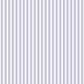 ticking stripes light purple