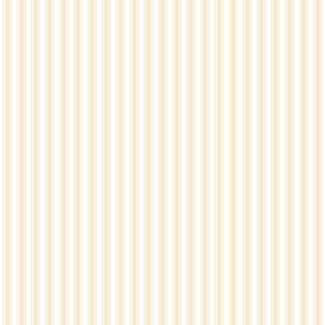 ticking stripes ivory