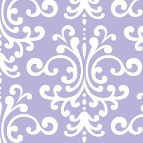 damask lg light purple
