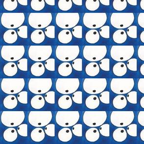 Eye to Eye to Eye, blue, #2