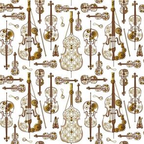 Steam strings