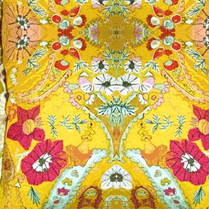 Yellow Garden of Delight-large