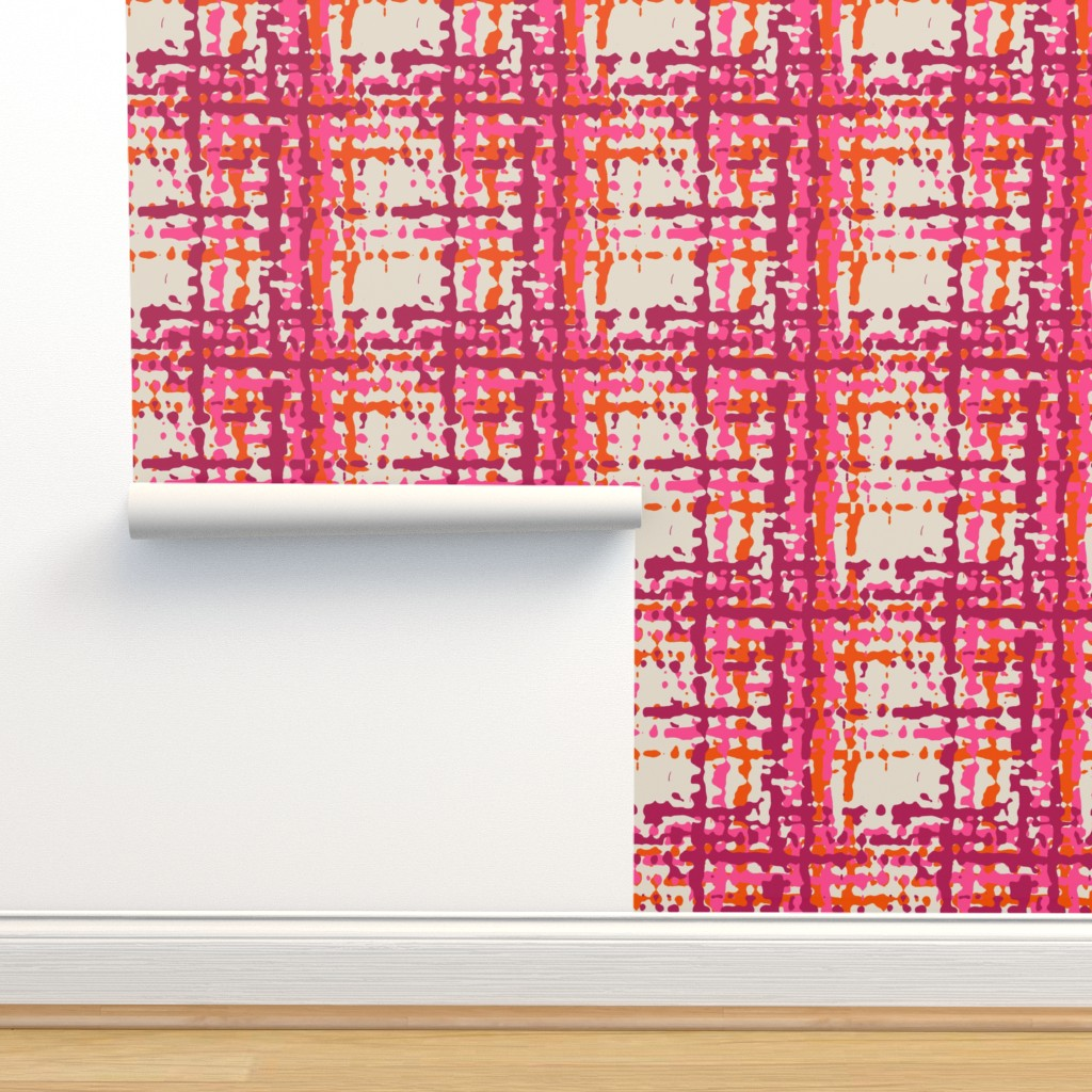 Isobar Durable Wallpaper featuring hot weave by scrummy