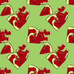 watermelon crunch