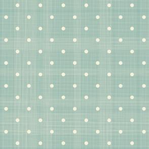 abstract polka dot pattern