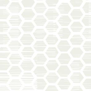 Beehive Grunge - Grey