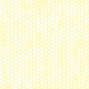 Beehive Grunge - Reversed Yellow
