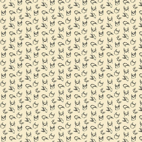 Micro Scatter Bits (beige)