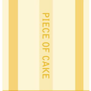 Piece of Cake napkins