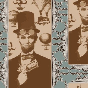 The Great Steamancipator