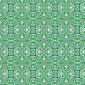 Fancy Tiles - Green