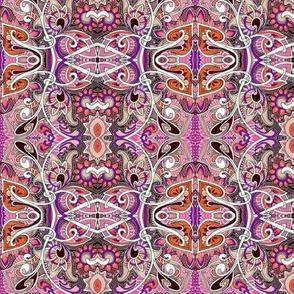 Psychedelic Paisley Haze