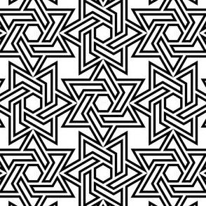 01642896 : star of david p4