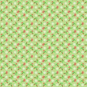 Green Asian Rose