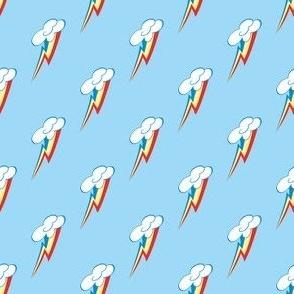 My Little Pony - Rainbow Dash Cutie Patches