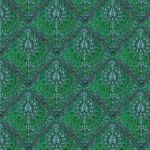 Tapestry, Blue/green