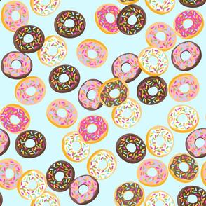 SUGAR RUSH donuts