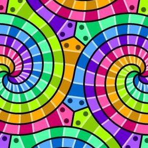 01651425 © snakes on a plane 6 : rainbow