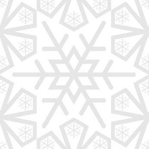 01656643 © snowflake 10 tessellation
