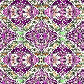 Infinity Lotus Tropical Blocks