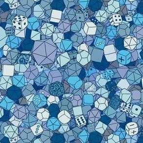 Dice Galore - Ice