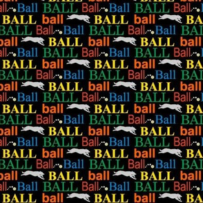 Ball! - colorful