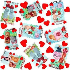 Will You Be My Tiki Valentine?