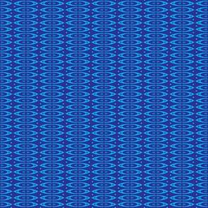 Boho Stripes (Blue)