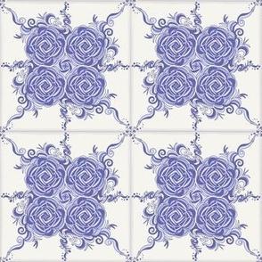 Lavender Stars