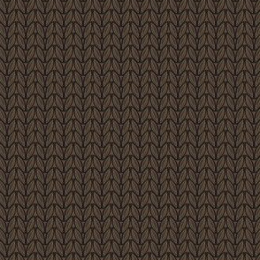 Believe_knit_texture_brown
