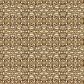 When the World Was Sepia (Celtic Knot style)