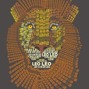 Leo the Lion Dark