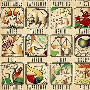 zodiac in the garret