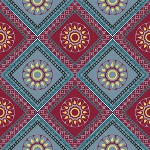 Victorian Pattern 2 Diagonal