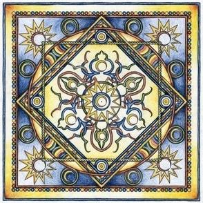 Mandala of the Sun