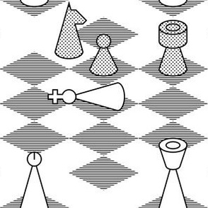 01714096 © murder on the chess-board
