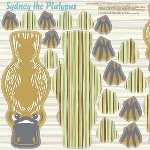 Sydney the Platypus