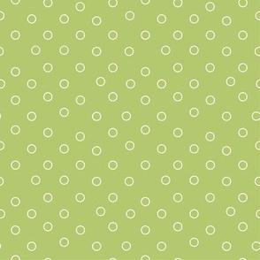 Bognor Spot in pistachio