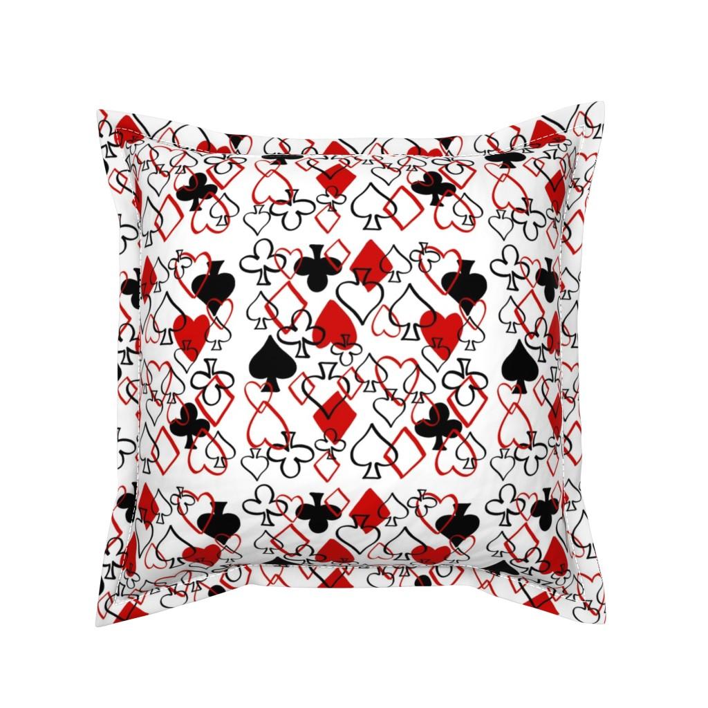 Serama Throw Pillow featuring Snap by brightonbelle