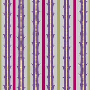 Agave Thorn Stripes