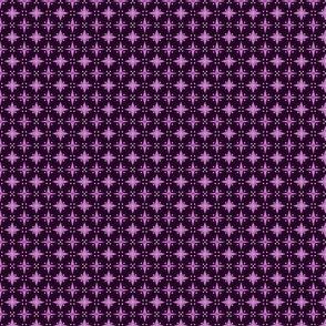 Bitty in purple